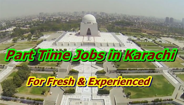 Part Time Careers in Karachi